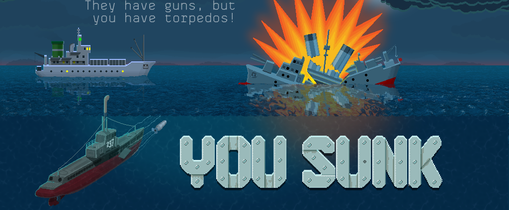 You Sunk – Submarine Game