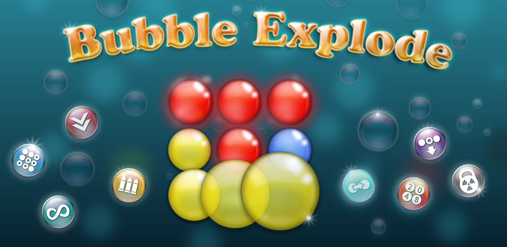 Bubble Explode featured