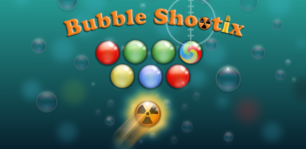 Bubble Shootix featured