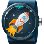 Flippy Rocket Smartwatch