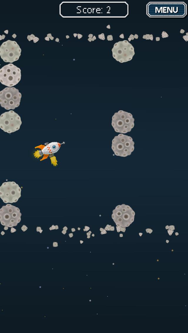 Flippy Rocket i