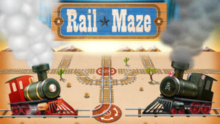 Rail Maze : Train Puzzler i