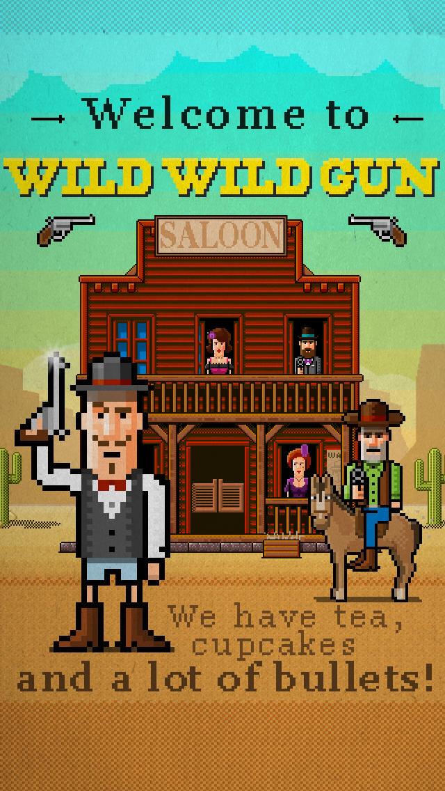 Wild Wild Gun i